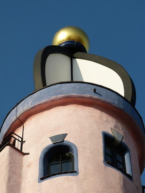 Hundertwasser home architecture, architecture buildings.