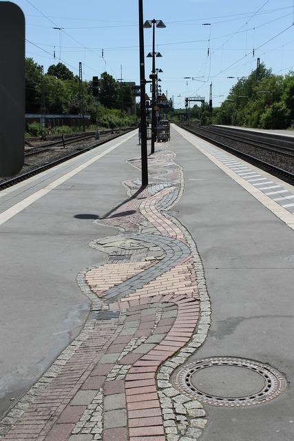 Hundertwasser railway station architecture, architecture buildings.