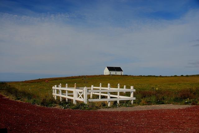 Iceland campaign farm, architecture buildings.