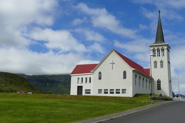 Iceland snaefellness snæfellsnes peninsula, religion.