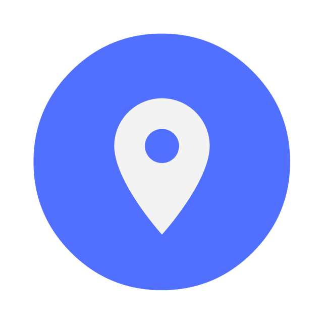 Icon location locate, computer communication.