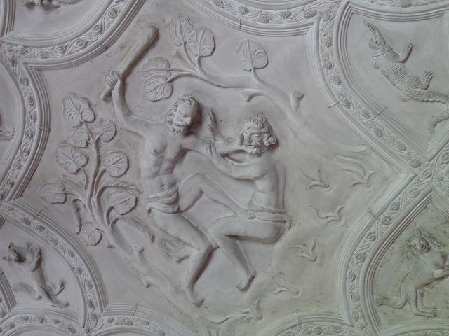 Image relief art.