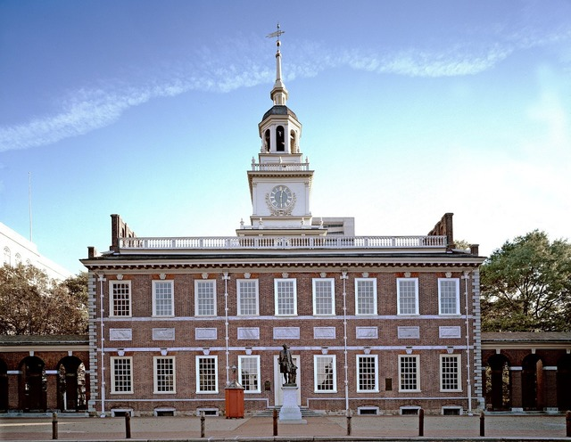 Independence hall historic architecture, architecture buildings.