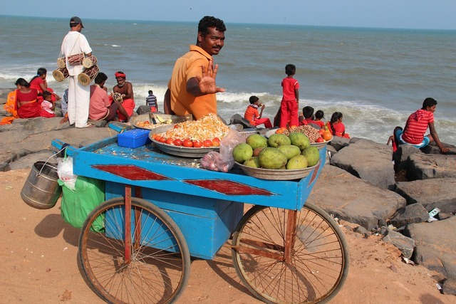 India indians seller, travel vacation.