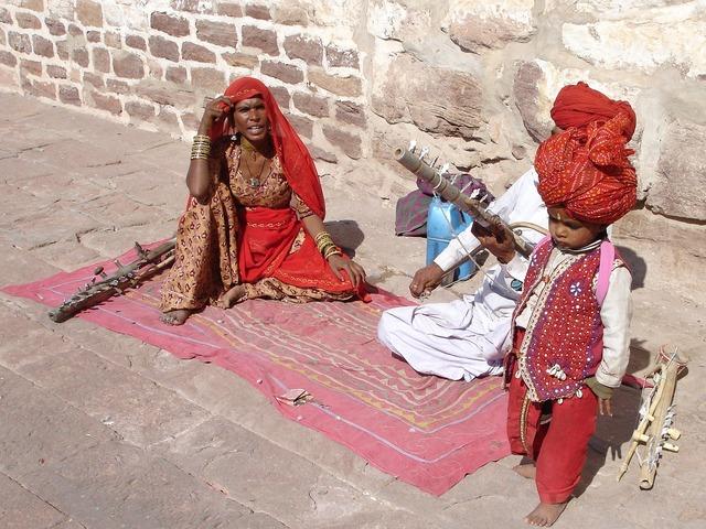 India jodhpur family, people.
