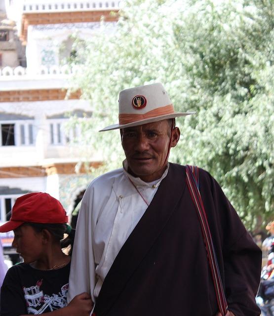 India native ladakh, religion.