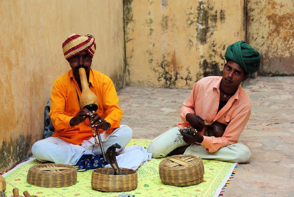 India snake music, music.