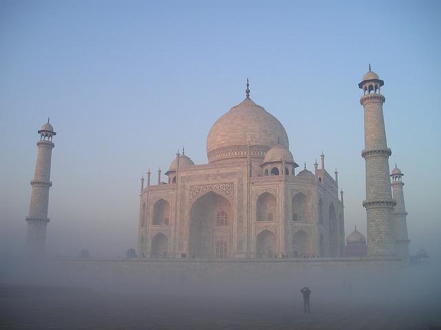India taj mahal, religion.