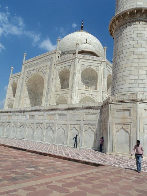 India tajmahal architecture, architecture buildings.