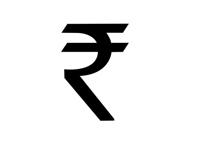 Indian currency symbol rupees, business finance.