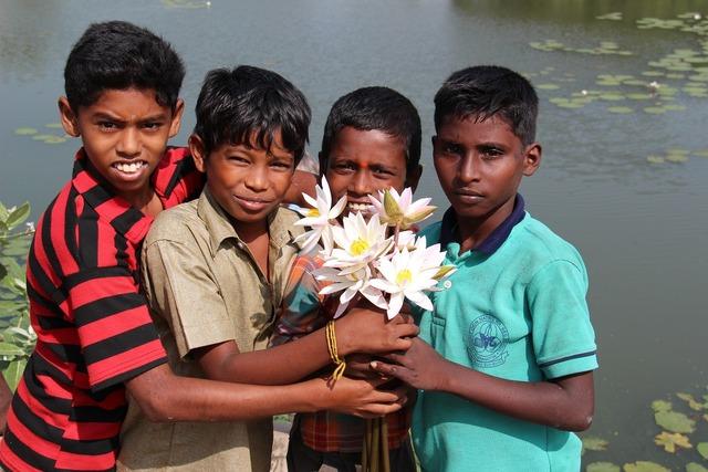 Indians children guys.