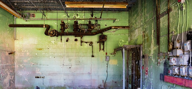Industrial old rusted, industry craft.