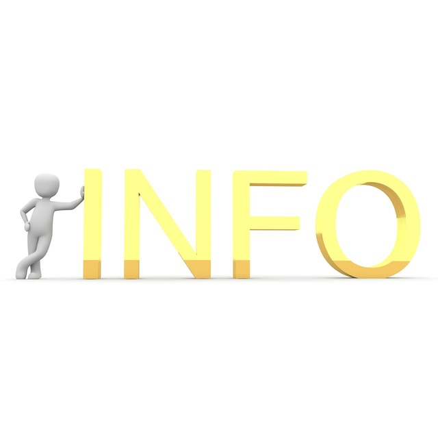 Information questions help.