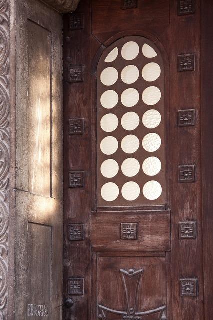Input door goal, architecture buildings.
