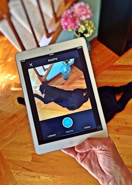 Instagram photo technology, science technology.