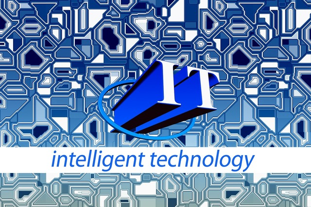 Intelligent artificial intelligence computer science, science technology.