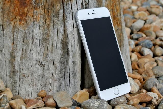 Iphone 6 apple ios, computer communication.