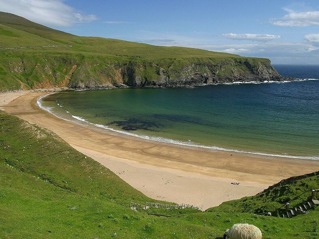 Ireland booked coast, travel vacation.
