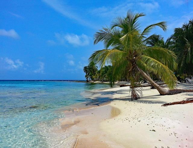 Isla diablo san blas panama, travel vacation.