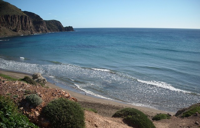 Isleta del moro booked mediterranean, travel vacation.