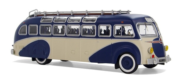 Isobloc w947 model buses, transportation traffic.