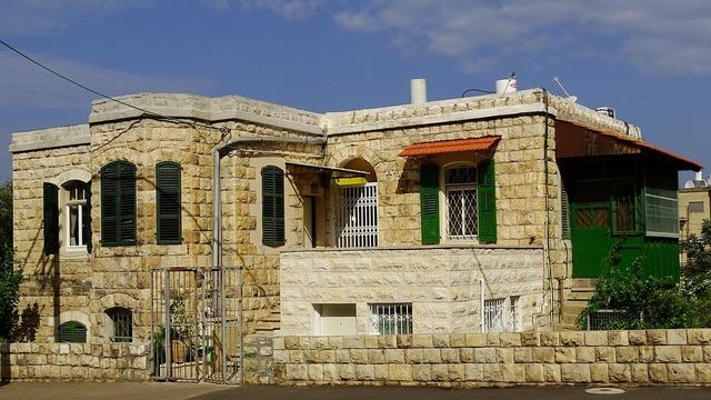 Israel haifa building, architecture buildings.