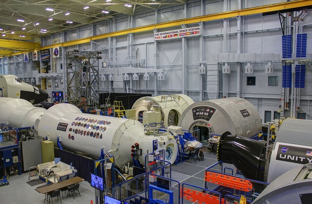 Iss training module international space station houston, science technology.