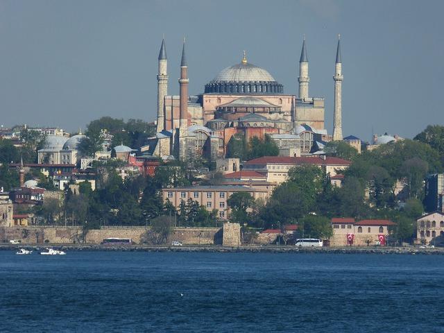 Istanbul hagia sofia hagia sophia, architecture buildings.