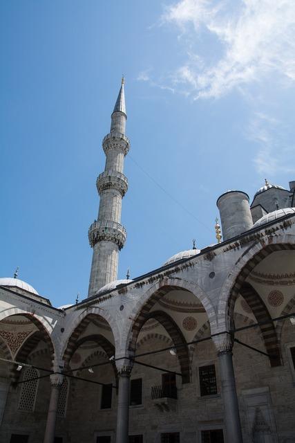 Istanbul mosque turkey, religion.