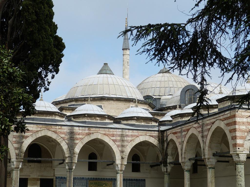 Istanbul turkey topkapi, architecture buildings.