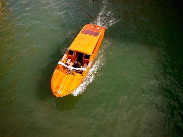 Italy boat venice.