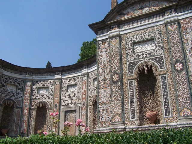 Italy mosaic architecture, architecture buildings.