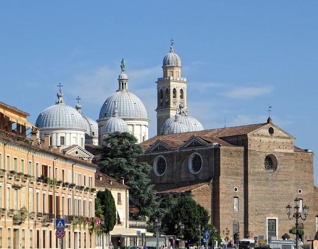 Italy padua basilica, religion.