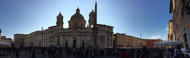 Italy rome piazza del popolo.
