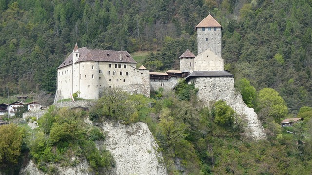 Italy south tyrol meran.