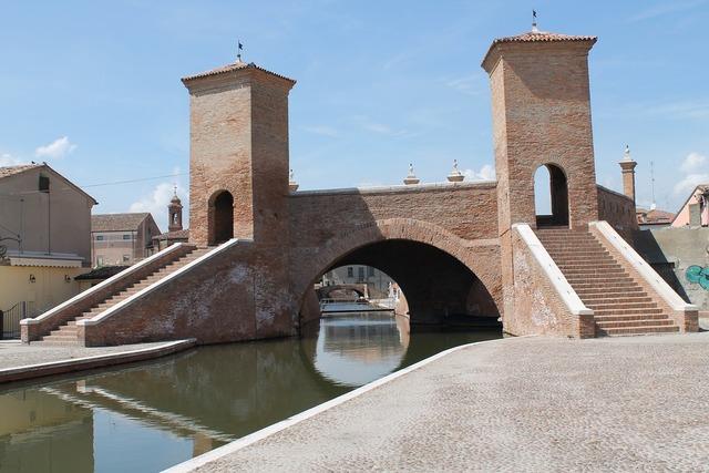 Italy trepponti bridge.
