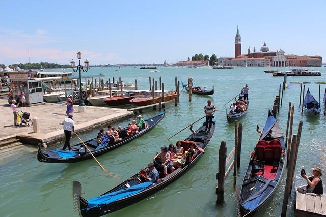 Italy venetian marine.