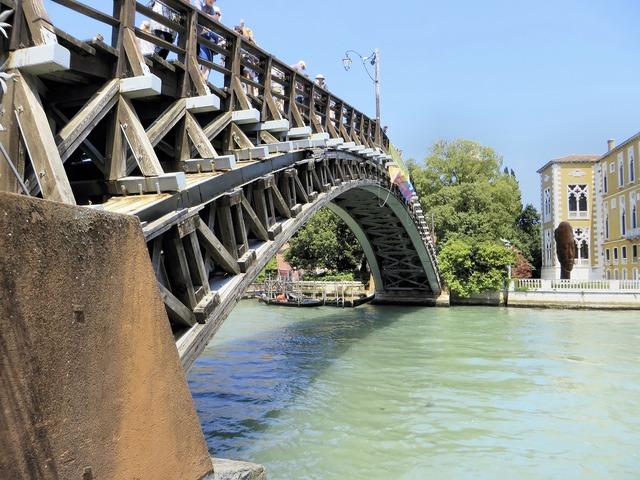 Italy venice bridge, architecture buildings.