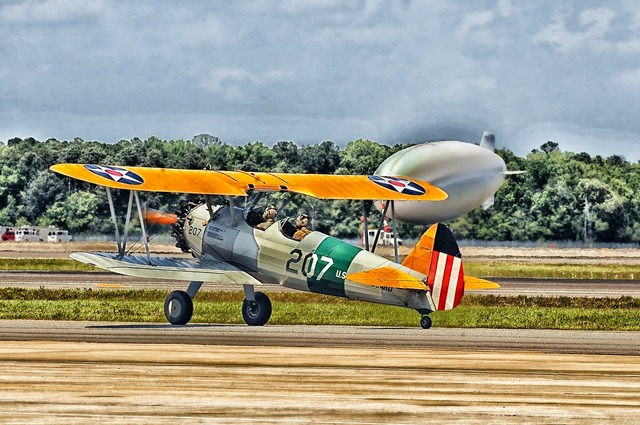 Jacksonville florida airplane.
