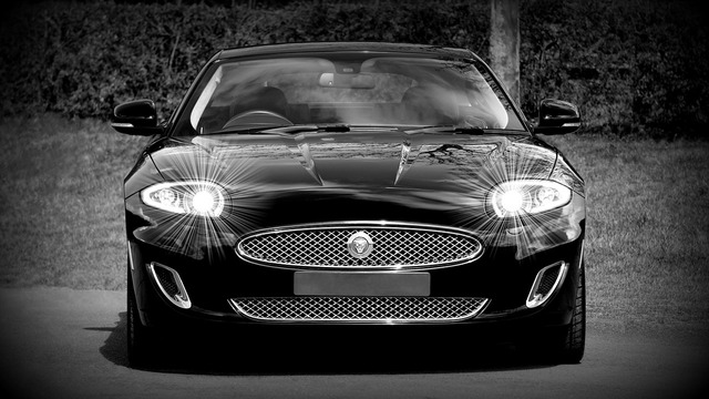 Jaguar car vehicle, transportation traffic.