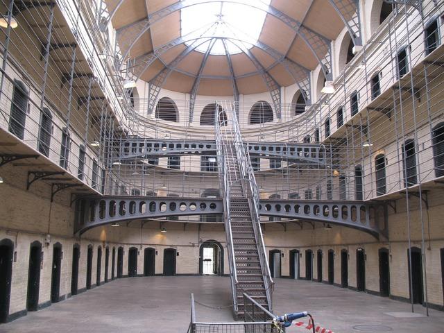 Jail gaol prison.
