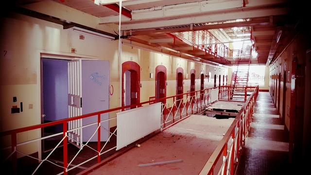 Jail penitentiary slammer, architecture buildings.