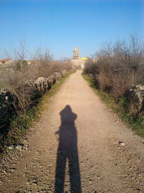 Jakobsweg spain hiking.