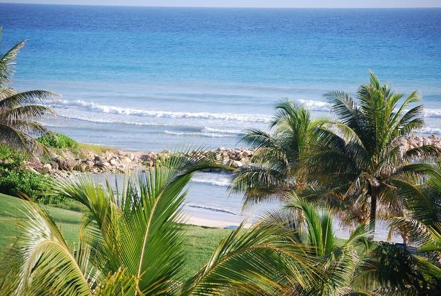 Jamaica resort golf, travel vacation.