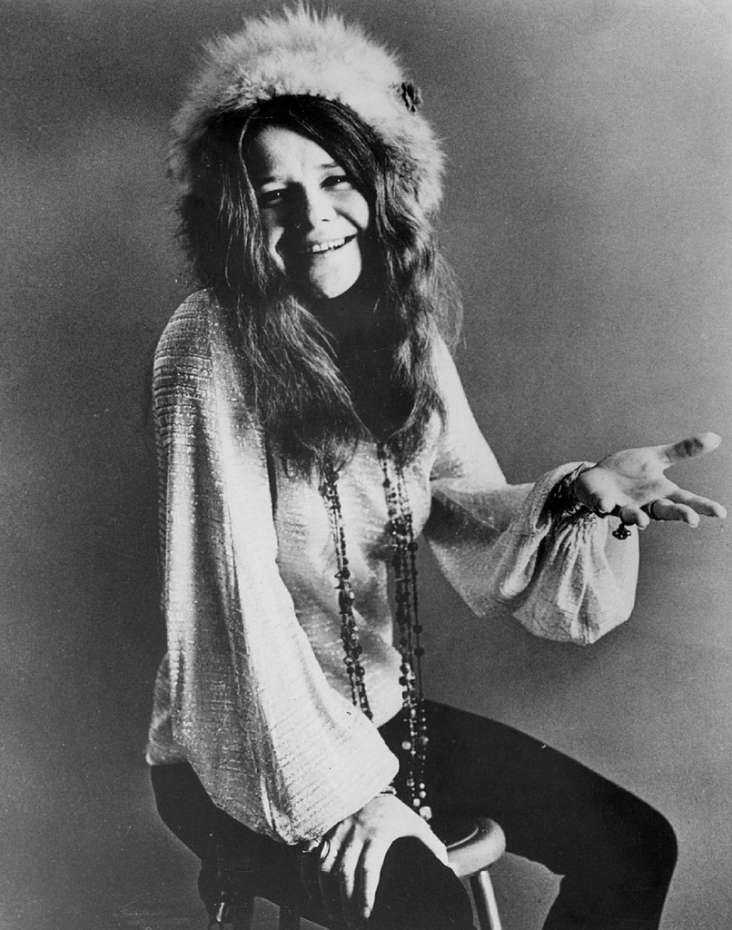 Janis joplin singer songwriter, music.