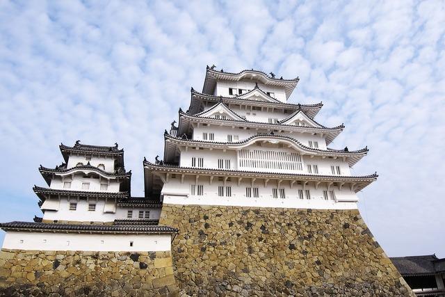 Japan castle castle of japan, architecture buildings.