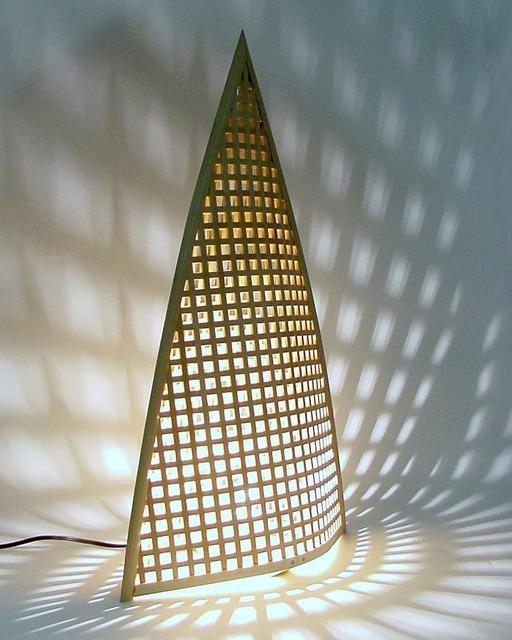 Japanese lamp luminescence.