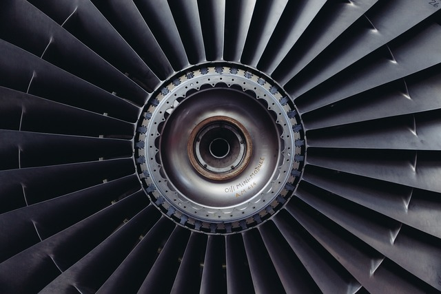 Jet engine turbine jet, science technology.