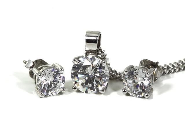 Jewellery earrings necklace, beauty fashion.