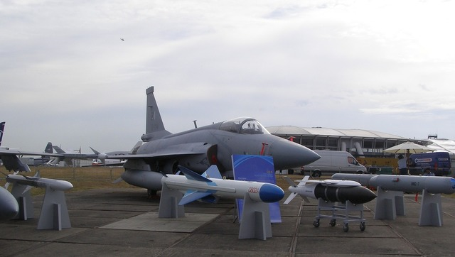 Jf-17 thunder aircraft, science technology.